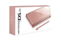 DS Lite System [Metallic Rose Limited Edition] - Game Boy Advance | VideoGameX